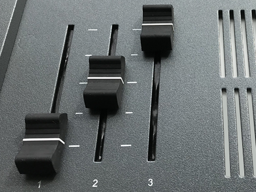 Category Control Alphapack 3 Faders 2