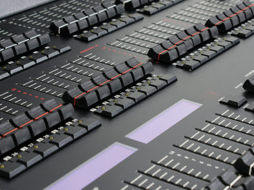 Category Control Solution Playback Faders 2
