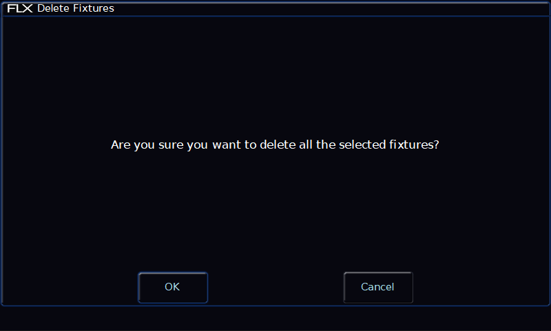 Are You Sure You Want To Delete Fixtures